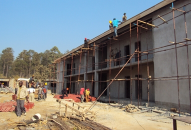 Construction Companies using Zinitz roofing tiles